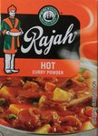 Rajah Curry Powder - Hot