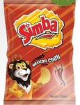 Simba Potato Chips - Mexican Chilli
