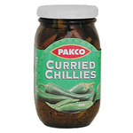 Pakco Atchar - Curried Chillies