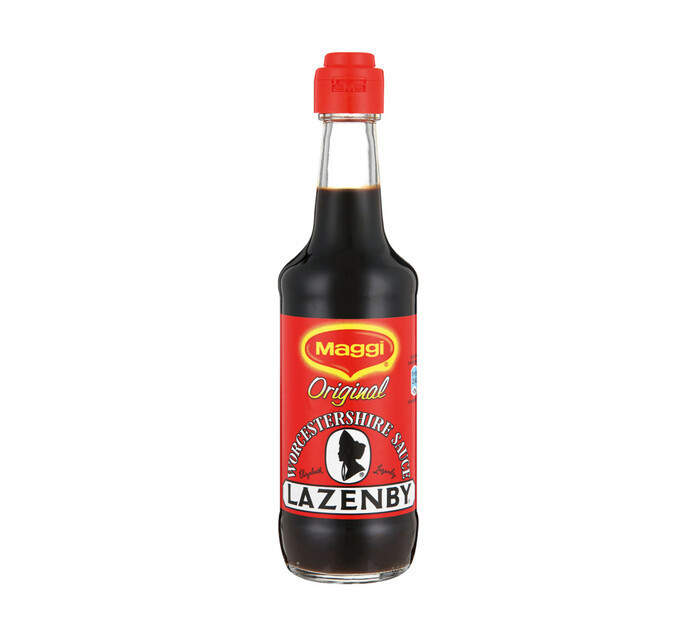 Maggi Lazenby's Worcestershire Sauce - South African Goodies