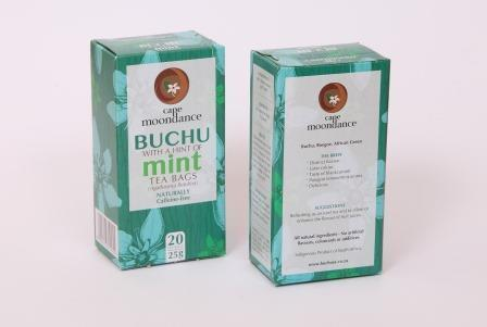 Cape Moondance Buchu Tea - Mint