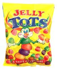 Jelly Tots - Fruit