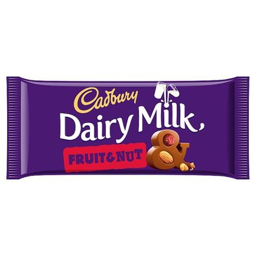 Cadbury Fruit & Nut (UK)