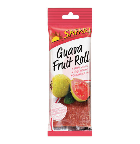 Safari Fruit Roll - Guava