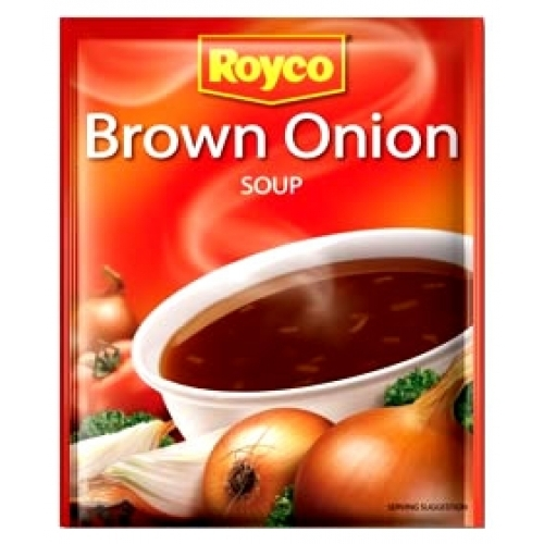 Royco Soup - Brown Onion