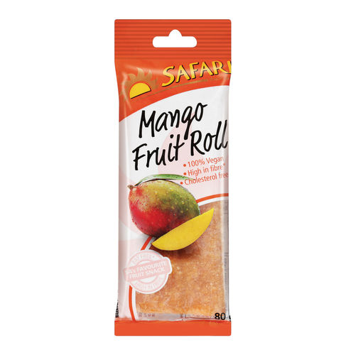 Safari Fruit Roll - Mango