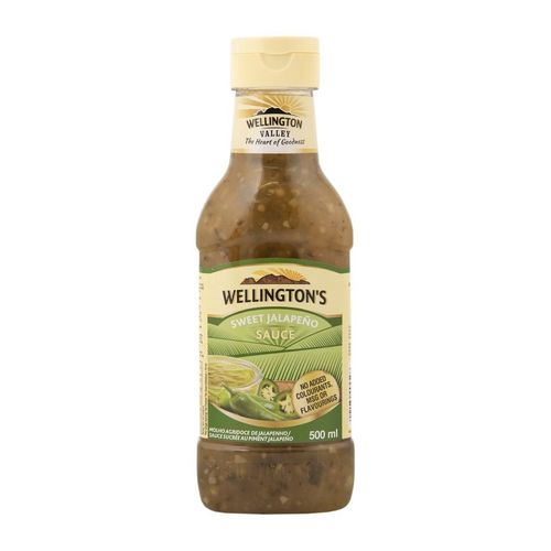 Wellington's Sweet Jalapeno Sauce