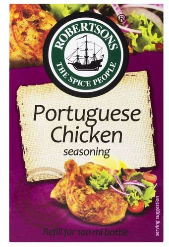 Robertsons Seasoning - Portugese Chicken REFILL