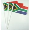 South African Paper Flag - 12x24cm