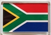 South African Flag - Magnet