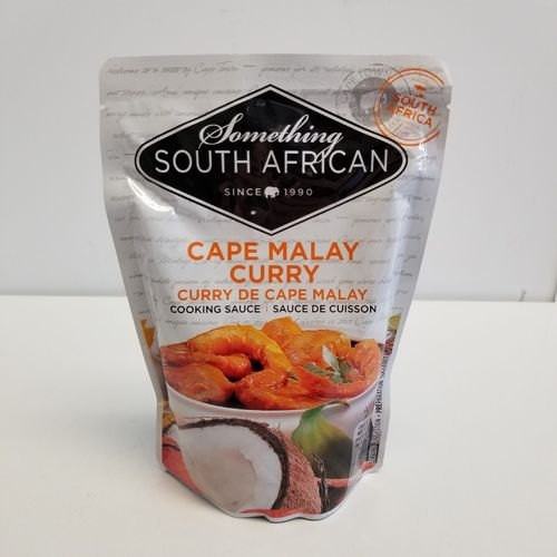 Something South African Cooking Sauce - Cape Malay Curry