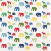 Paper Serviettes / Napkin - Colourful Elephants