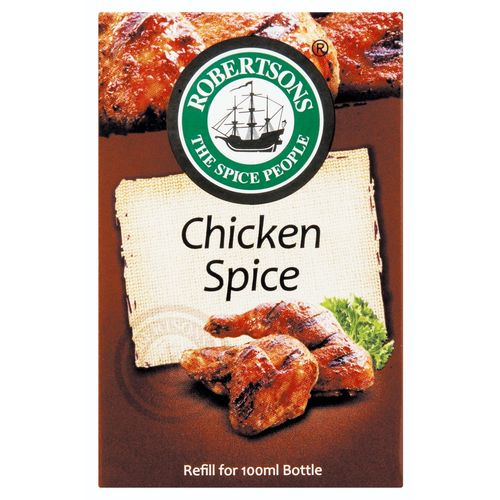 Robertsons Seasoning - Chicken Spice REFILL