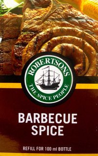 Robertsons Seasoning - BBQ Refill