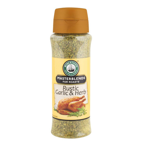 Robertsons Masterblends - Rustic Garlic + Herb
