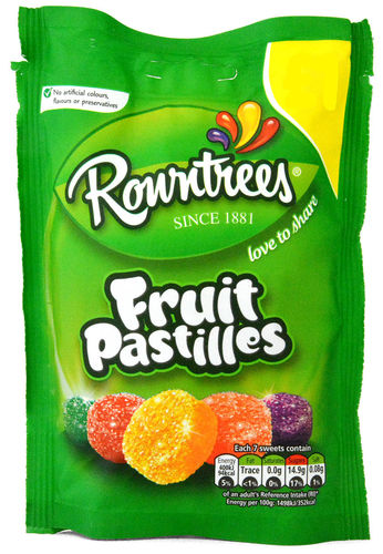 Rowntrees Fruit Pastilles (UK)