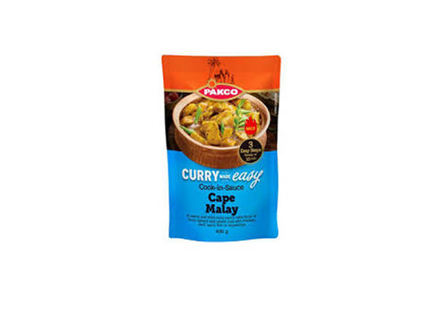 Pakco Cook-in-Sauce CAPE MALAY