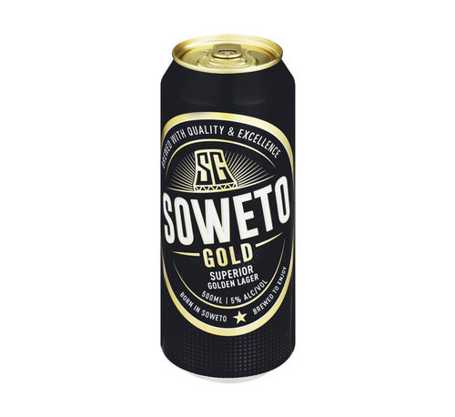 Soweto Gold Lager