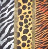 Paper Serviettes / Napkin - Animal Print