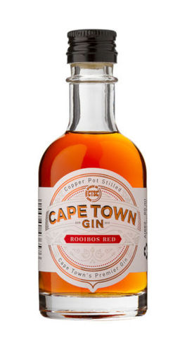 Cape Town Rooibos Red Gin - MINI