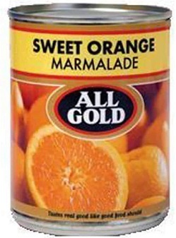 All Gold - Sweet Orange Marmalade