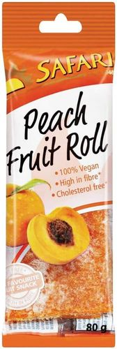 Safari Fruit Roll - Peach