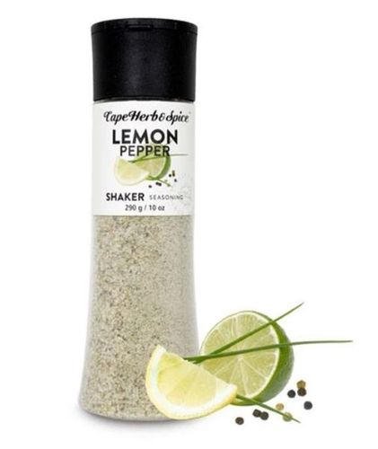 Cape Herb Lemon & Black Pepper Shaker - 290gr