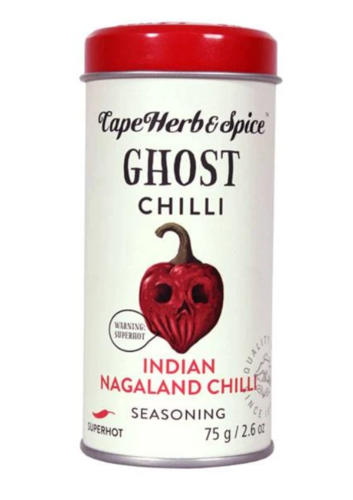 Cape Herb Rub Ghost Chilli - 75gr
